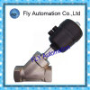 "2"" DN50 SS316 PA Head Large flow Angle seat valve"