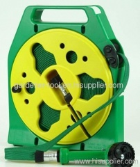 50FT Flat Garden Hose With Reel