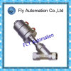 "DN20 SS304 Actuator 3/4"" threaded Angle seat valve"