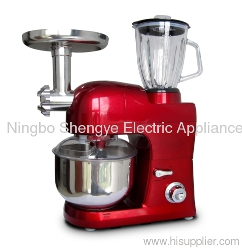 3 in 1 funticon multi function stand mixer