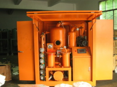 High voltage tansformer oil purifier equipment transformer oil processing equioment