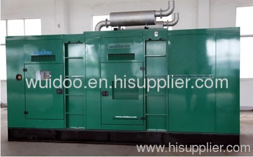 Soundproof Cummins Diesel Generator Sets