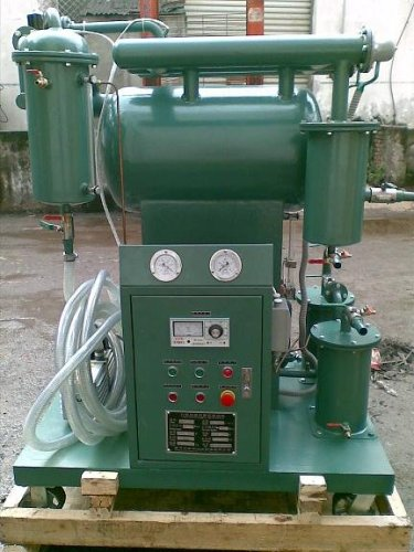 ZY Transformer Oil Purification Oil Recycling Oil Filter Unit