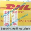 Custom Adhesive Destructive Tamper Evident Labels,Security Seal Stickers