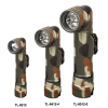 Variegated LED Military angle torch