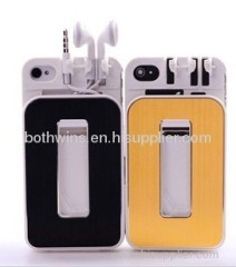 phone case with line roller