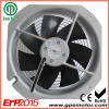 Intelligent Railway ventilation 48V Brushless DC Axial Fan with BLDC external rotor motor