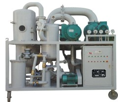 Transformer Oil Purification Oil Processor Oil Process Machine