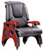 office manager chair,office chair,medium back chair,#6115
