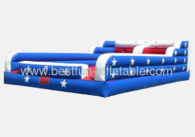 Bungee and Joust Combo - Patriotic