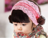 Baby Hair Accessories,Baby Hair Ornament Korean Style Baby Wig hair jewelry Headband,Hair Band
