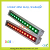 High-power new 48w rgbw 4in1 led wall washer outdoor light