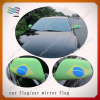 advertising mini car mirror cover