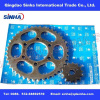 428 BAJAJ 39t/14T motorcycle sprocket