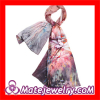 Wholesale Women's Scarves Shawls Cheap Fashion European Designer Silk Scarf