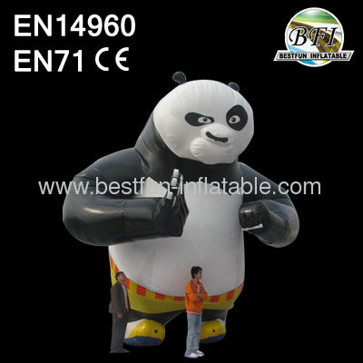 Kung Fu Panda Inflatable Cartoon