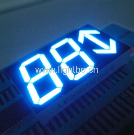 Custom ultra white Arrow LED Display for Lift Position Indicators