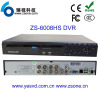 8CH Video/Audio input H.264 with Alarm D1 DVR
