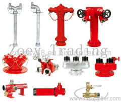 fire fighting water divider,2 ways divider for landing valve,breeching inlet,fire hydrant ,hydrant
