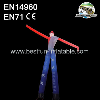 8m 2 Legs Inflatable Air Sky Dancer