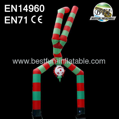 Headstand Clown Inflatable Air Dancer