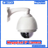 WEISKY Indoor/Outdoor SONY CCD PTZ IP Dome Camera ,22X/27X/30X Speed Dome &H.264 &Two Way Audio
