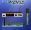UHF PLL WIRELESS MICROPHONE UHF-111