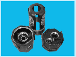 alloy casting China manufactor Auto fitting series