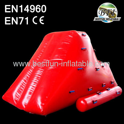 Mini Inflatable Climbing Iceberg for Sale