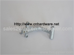China hot aluminum cast auto parts