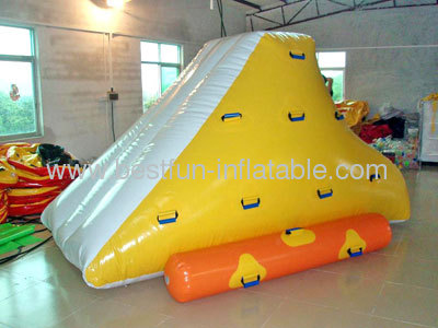 Inflatable Kids Water Climbing Wall