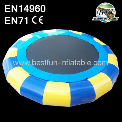 5m Inflatable Water Jumping Bed
