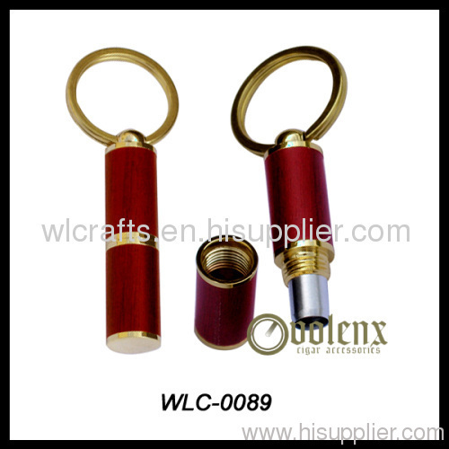 Key Ring Stainless Steel Cigar Punch Cutter for Sale