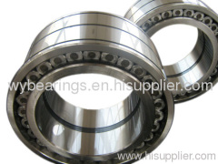 Multi-row full complement roller bearing