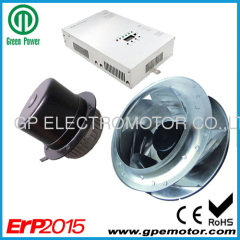 700W EFU FFU Brushless DC Motor Fan speed controller with RS485 in clean room