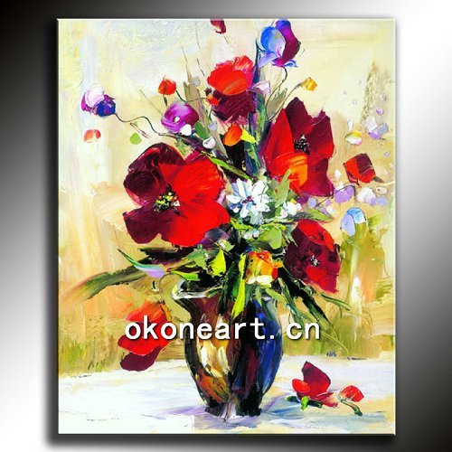 Wholesale abstract oil painting on canvas