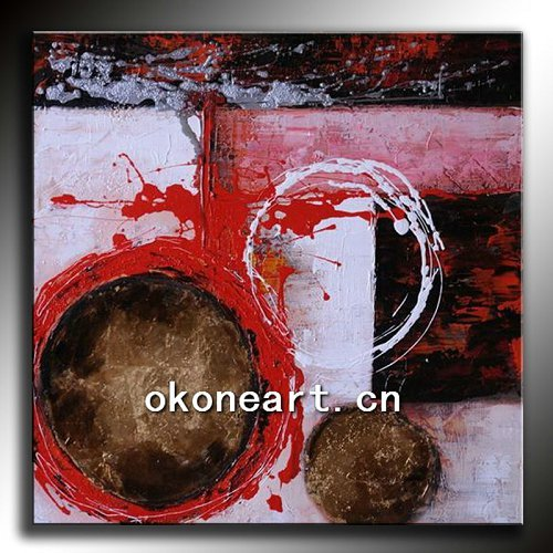 Home decoration wall art abstract oil painting