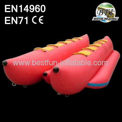 2014 Hot Sale Inflatable Banana Boat
