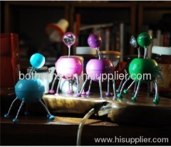 Plastic Alien table light