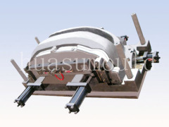 Automotive bumper mould-4
