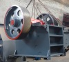 2012 new type jaw crusher rock breaker for hot filling production line
