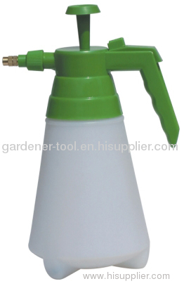 Plastic 1.0L water power sprayer for plant
