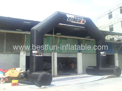 Promotional Advertising Inflatable Arch Entrance