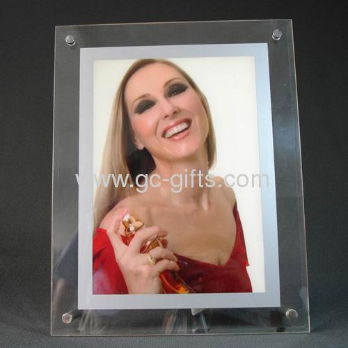 multi-fcuntional magnets photo frame