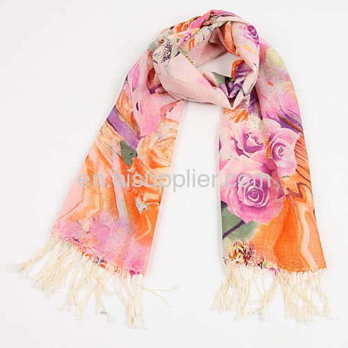 2013 Spring And Winter Wool Scarf Pashmina For Women Wholesale