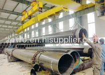 hot rolledseamless steel pipe