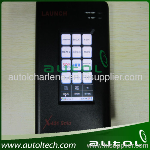 Launch X431 Solo,Software Update Via Email (MSN:autolsale002 at hotmail dot com)