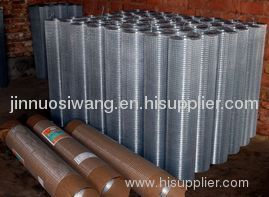 galvanized welding wire mesh