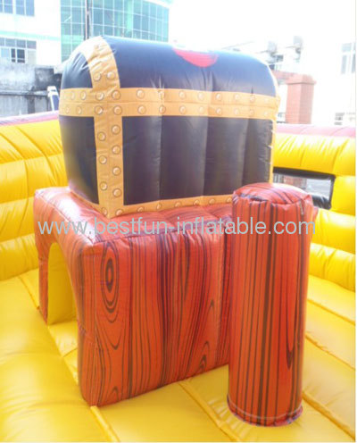 Pirate Ship Inflatable Slides