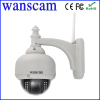 Wanscam 720p high definition outdoor waterproof wireless pan tilt zoom ip camera p2p